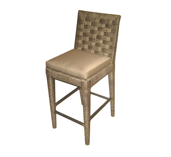 Awesome Hopkins Rope Bar Stool Bar Counter Stools Style Pabps2019 Chair Design Images Pabps2019Com