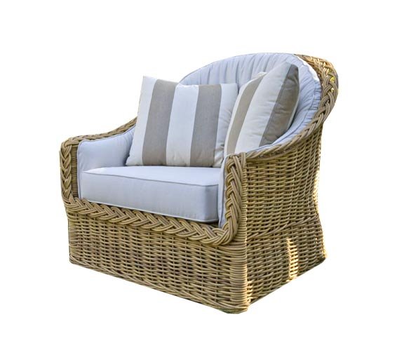 Large Scale Lounge Chair Outdoor Furniture The Wicker