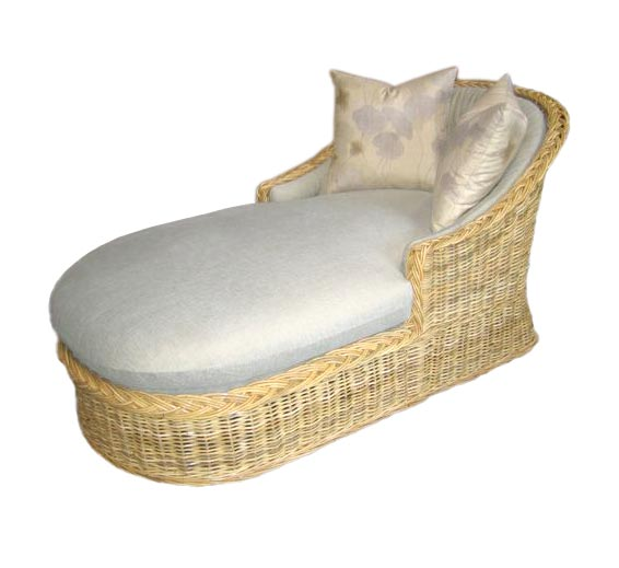 rattan format furniture chaise hunt gather lounger lounge and