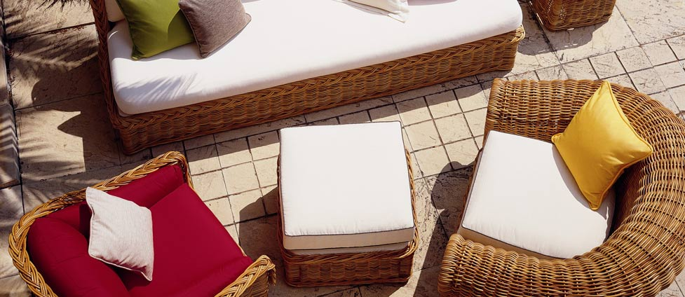 High End Furniture Outdoor Wicker San Franciso