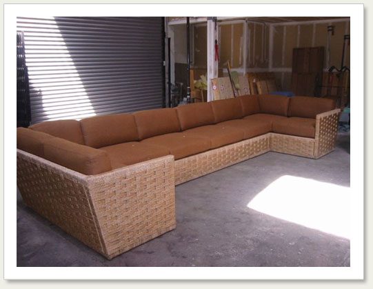 Rope Custom Sectional